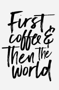 first_coffee