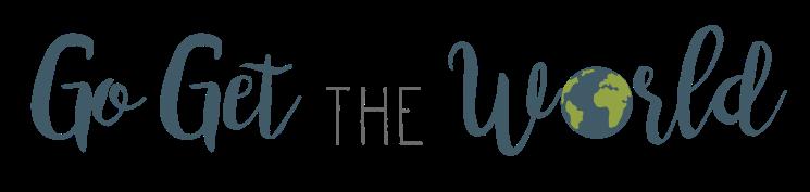 Go Get the World logo