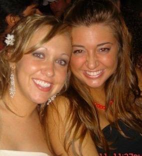 Shawna and Amanda