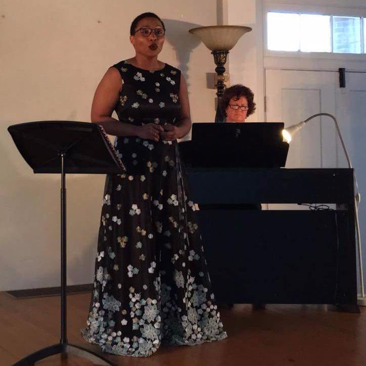 Leonardia performs.